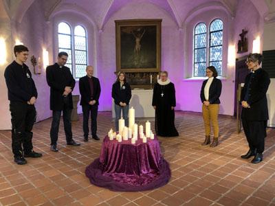 Auch im Mai überträgt der Kirchenkreis die Gottesdienste aus St. Jürgen im Internet. Foto: Kirchenkreis