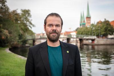 Andre Kleyer ist Vorsitzender des Schulausschusses der Bürgerschaft.
