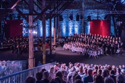 """Die Lübecker Singakademie singt Verdis """"Missa da Requiem"""". Foto: Veranstalter"""