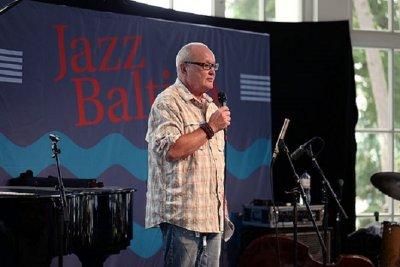 Nils Landgren zog eine erfolgreiche Schlussbilanz der 28. JazzBaltica. Foto: Karl Erhard Vögele