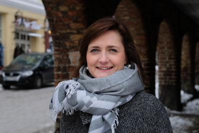 Die Kandidatin für den Vorsitz der SPD Simone Lange kommt am 20. August nach Lübeck. Foto: Hans-Peter Kröber