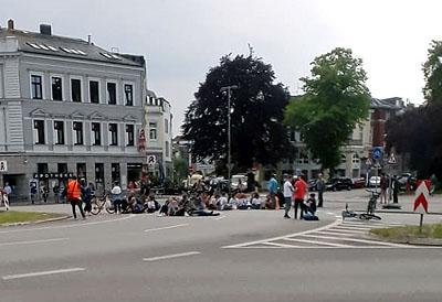 Der Stadtverkehr erwartet durch die angekündigten Blockaden erhebliche Auswirkungen. Foto: FH/Archiv