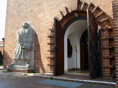 Gesang und Musik wird im Gemeindesaal der Lutherkirche am 9. Oktober geben.