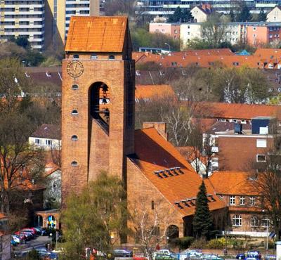 Die Luther-Melanchthon-Gemeinde lädt zu einem weiteren Freitagskonzert ein.