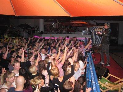 Im Januar wurde mit Mickie Krause die erste Mallorca-Party gefeiert. Foto: König-Events
