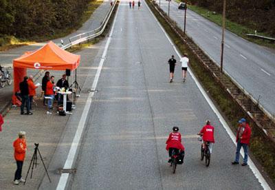 Am Sonntag kommt es durch den Marathon zu einigen Änderungen bei der Verkehrsführung. Foto: Archiv