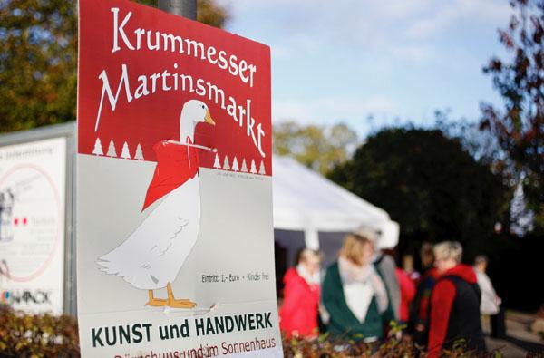 Martinsmarkt Lübeck 2021