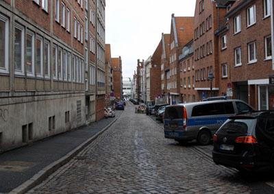 Ein Thema des Abends ist das Parken in den Rippenstraßen. Foto: JW