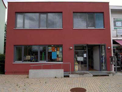 Das Stadtteilhaus St. Lorenz Süd befindet sich im Hansering.