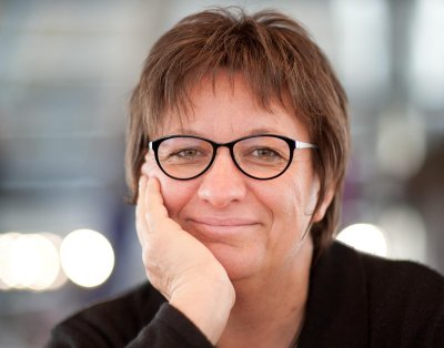 Auch die Bundestagsabgeordnete Cornelia Möhring nimmt an dem Sommerfest teil.