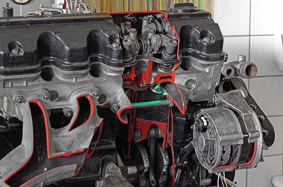 Die KFZ-Innung begrüßt die verstärkten Kontrollen bei Autowerkstätten. Foto: Karl Erhard Vögele/Archiv
