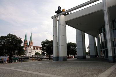 Die Konzerte am Sonntag und Montag finden in der Lübecker MuK statt.