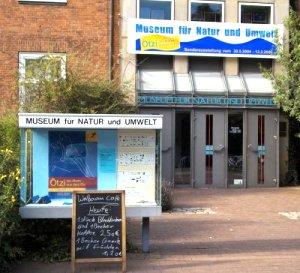 Das Museum für Natur und Umwelt nimmt interessierte Besucher mit auf eine Entdeckungstour durch die  Lübecker Innenstadt.