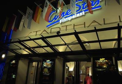 Das Unternehmen Vue International übernimmt CineStar.