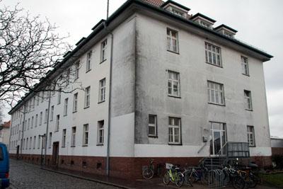 Die regulären Plätze wie hier im Bodelschwinghheim sind voll belegt, es stehen aber laut Stadtverwaltung Notplätze zur Verfügung.