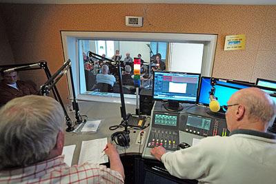 Mit dem Preis werden die besten Radiosendungen in den Offenen Kanälen des Landes ausgezeichnet. Foto: Karl Erhard Vögele/Archiv