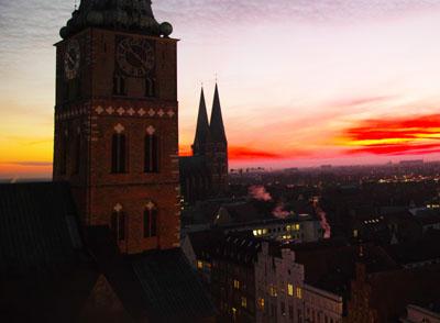 Dass Ensemble Weser-Renaissance Bremen wird in St. Jakobi Hochzeitsmusik präsentieren.