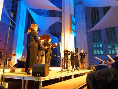 St. Petri lädt zu einem Konzert zu Epiphanias ein. Foto: Ingo Schaarschmidt