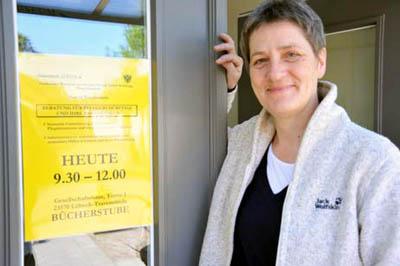 Jeden ersten Mittwoch im Monat wird eine Sprechstunde in Travemünde angeboten.