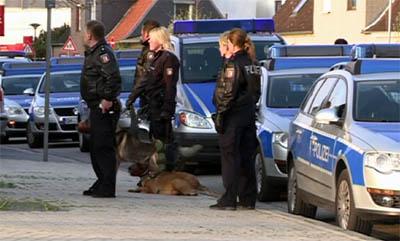 Auf dem diesjährigen Programm steht unter die Teilnahme an Streifendiensten in Lübeck.