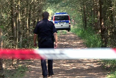 Der Leichnam wurde von einem Spaziergänger gefunden. Archivbild: VG.
