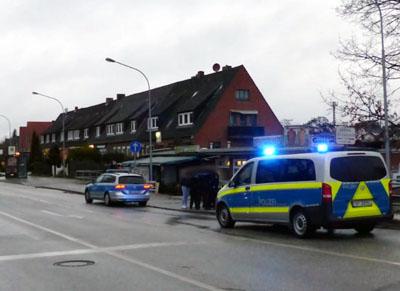 Bei den Kontrollen im Umfeld des Spielplatzes konnte der Tatverdächtige nicht gefunden werden. Fotos: Stefan Strehlau