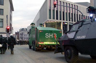 Laut einer Untersuchung des Nachrichtenmagazins Focus fühlen sich die Lübecker besonders unsicher. Foto: VG/Archiv