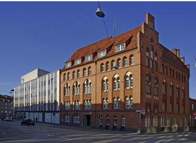 Das weltweit tätige Unternehmen Possehl hat seinen Sitz in der Beckergrube.