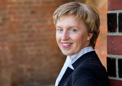 Anette Röttger setzt sich seit Jahren für das kleine Museum ein.
