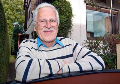 Heinz Rußmann greift in seinen Gedanken zum Wochenende die Bedeutung der Taufe auf.