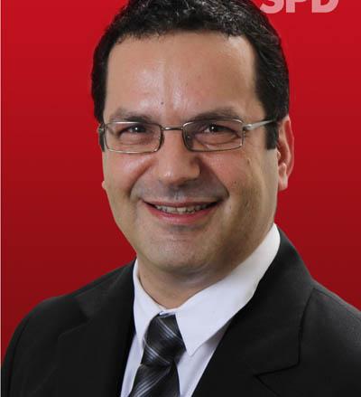 Ingo Schaffenberg ist Vorsitzender der ASG Lübeck.