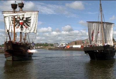 Vor fünf Jahren gab es in Lübeck einen Hansetag der Neuzeit. Das letzte Hansetag des Städtebundes fand vor 350 Jahren in Lübeck statt.