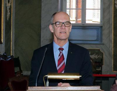 Senator Sven Schindler hatte Anfang der Woche alle Beteiligten zum Gespräch eingeladen. Foto: RB