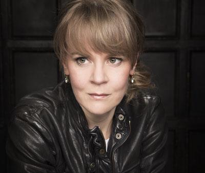 Susanna Mälkki sprang für den erkrankten Chefdirigenten ein. Foto: SHMF/Simon Fowler