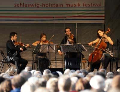 Bereits ab Samstag gibt es Karten für einige Konzerte des Schleswig-Holstein Musik Festivals im kommenden Jahr. Foto: JW/Archiv