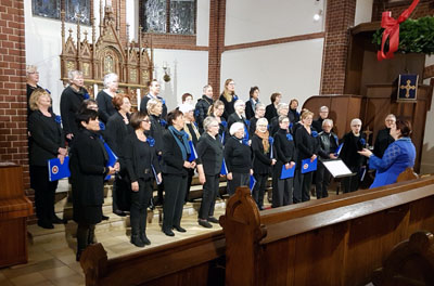 Singgemeinschaft 99 lädt zum Adventskonzert ein. Foto: Veranstalter