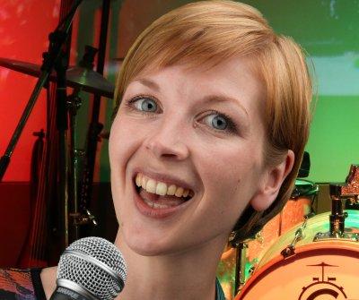 Birte Prüfert ist die Sängerin der 'Soul Factory'. Foto: Veranstalter