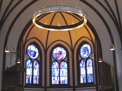 St. Matthäi in der Schwartauer Allee lädt am Sonntag zu einem Kirchenkaffee ein.