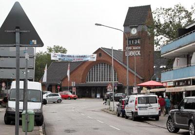 Der Besitzer des Strandbahnhofs würde gerne Räume für ein Stadtteilbüro vermieten. Foto: Archiv