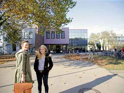 Die TH Lübeck hat noch einige Plätze in zulassungsbegrenzten Studienfächern frei. Foto: TH