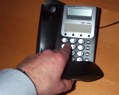 Ein Test erfolgt nur nach telefonischer Absprache mit der KVSH.