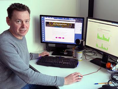 Prof. Dr. Alexander Katalinic berichtet täglich in seinem Block über die Corona-Pandemie.