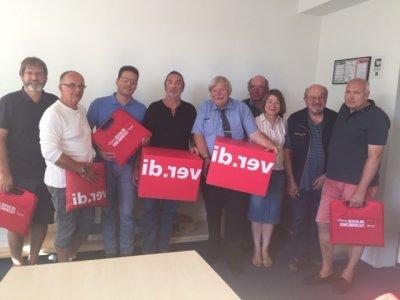 Am Mittwoch wurde der neue Ortsverein Lübeck gegründet. Foto: ver.di