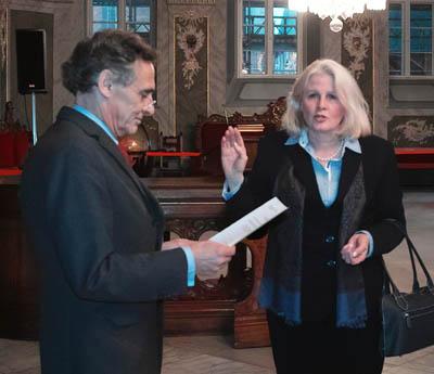 Senatorin Kathrin Weiher hat ihr Amt am 1. Januar 2015 angetreten. Foto: JW/Archiv