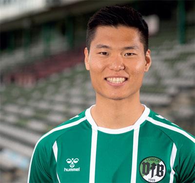Dongsu Kim ist in der kommenden Saison nicht mehr dabei. Foto: VfB