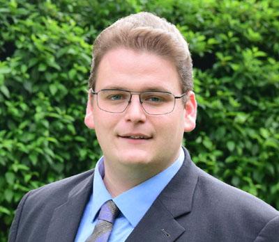Gregor Voht bewertet den Haushalt positiv.