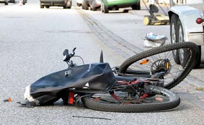 Die Zahl der Fahrradunfälle hat im vergangenen Jahr wieder deutlich zugenommen. Foto: VG/Archiv