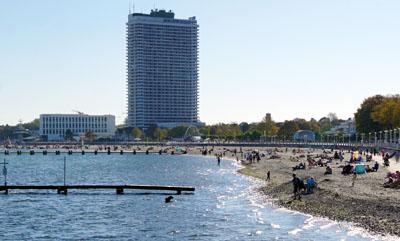 Der Kurbetrieb hat die neue Strandsatzung vorgelegt. Foto: JW/Archiv