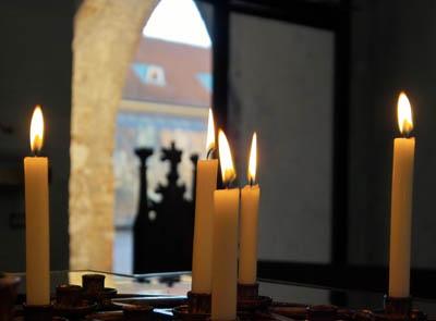 Für alle mit wenig Zeit aber Interesse an geistlichen Fragen bietet die Kirchengemeinde St. Matthäi einen