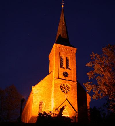 Der Gottesdienst in Klein Wesenberg findet erst nach Müllsammelaktion statt.